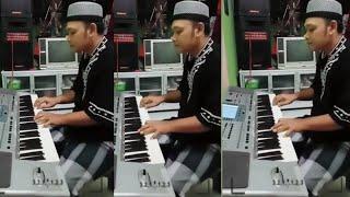 Cover Piano Menunggu Kamu/Piano Cover Awaits You