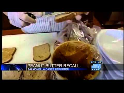 Peanut-butter salmonella traced to New Mexico facility