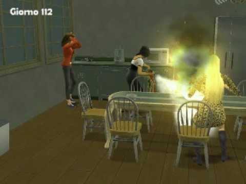 Ilenia Pastorelli involontariamente scatena un incendio nella casa del Grande Fratello