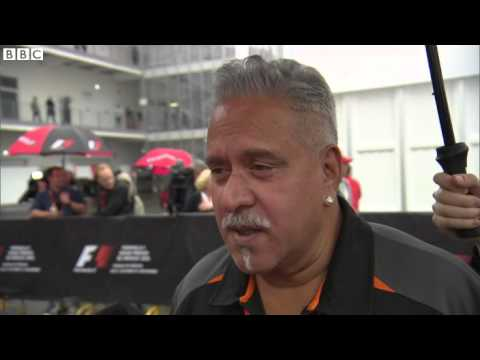 2015 Mexico - Force India 'in discussions' with Aston Martin