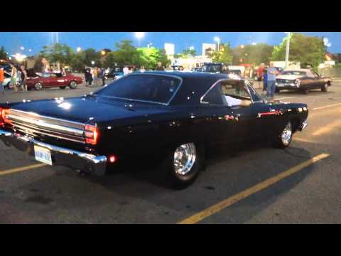 1968 Plymouth Road Runner With LOUD Exhaust