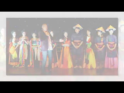 Slideshow Viet Cam performing at Garden Grove Theater - May 1st, 2016