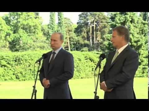 Путин про Сноудена: Это всё равно что стричь поросёнка