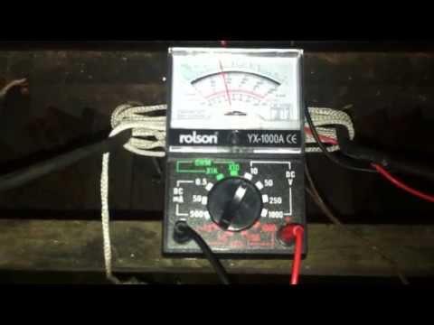 THERMOELECTRIC GENERATOR  1 x TEC1-12706 Peltier cooler