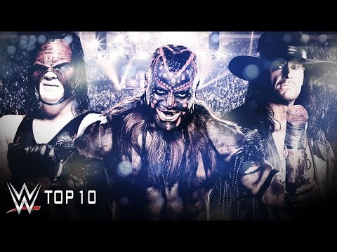 Scariest Moments In Wwe History - Wwe Top 10 video