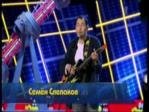 Семён Слепаков на ЮМОР FM