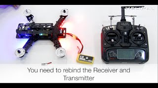 How to Rebind a Storm Racing Drone - HeliPal.com