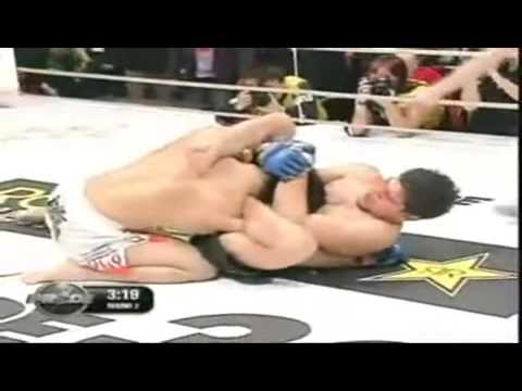 Top 10 MMA Submissions Image 1