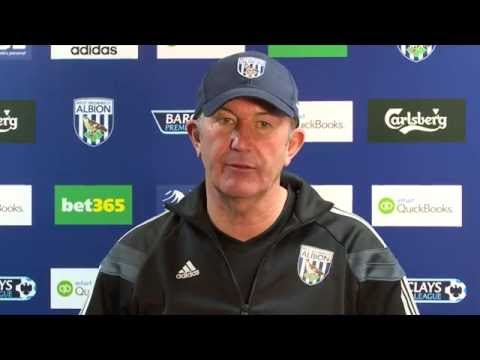 PRESS CONFERENCE | Tony Pulis previews Albion's Premier League clash against Leicester on Astle Day