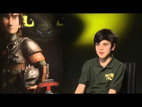 How To Train Your Dragon 2 author and director talk to Into Film