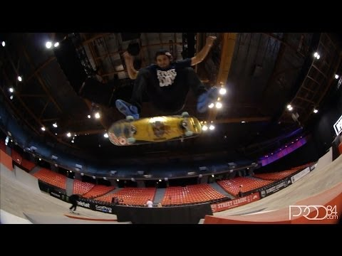 Paul Rodriguez - Street League Chicago 2014