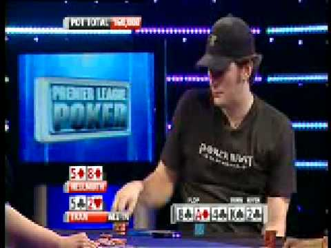 Phil Hellmuth put to the test by JC Tran Video