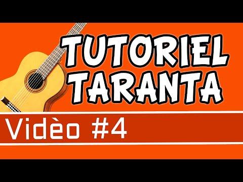 [ Cours Guitare ] Falseta Por Taranta [ Flamenco ]  #4
