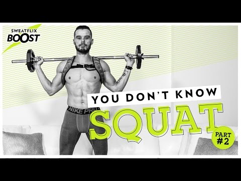BodyRock Daily | Ep. 12 | You Don't Know Squat #2