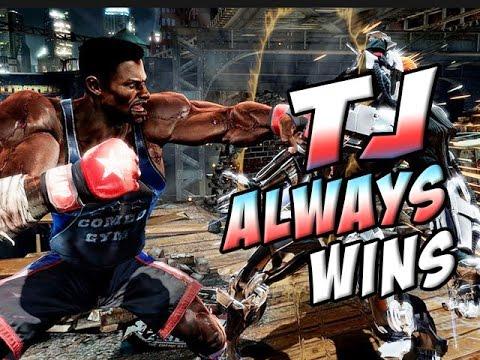 TJ ALWAYS WINS!  Week Of - T.J. Combo: FINALE (Killer Instinct Season 2)