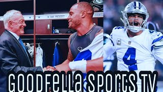 Dak Prescott Turns Down Dallas Cowboys Latest Offer of 30 Million Dollars Annually!!!