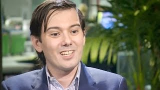 Republican CEO Martin Shkreli Off To Prison! To Greedy