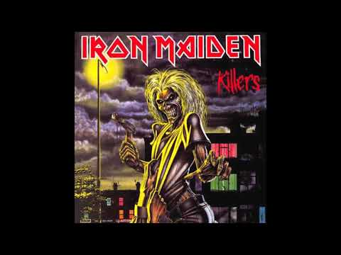 Murders In the Rue Morgue - Iron Maiden (Lyrics)