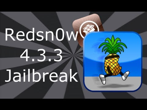 Redsn0w Jailbreak 4.3.3 Firmware iPhone 4, 3Gs, iPod Touch 3, 4 & iPad Music Videos