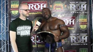 WWE NXT's Apollo Crews (Uhaa Nation) wins the PCW Championship
