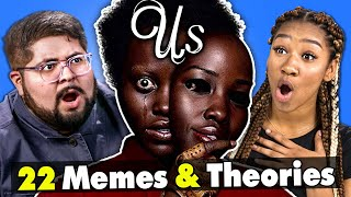 Generations React To 22 Us Memes & Theories