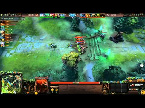 Empire vs QPAD, SLTV Star Series Day 24, Game 2