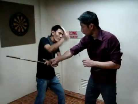 Single Stick / Sword Techniques : Kali / Arnis / Eskrima Image 1