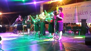 6 Fethiye Cultur and Art Days World Music Festival in Fethiye Turkey