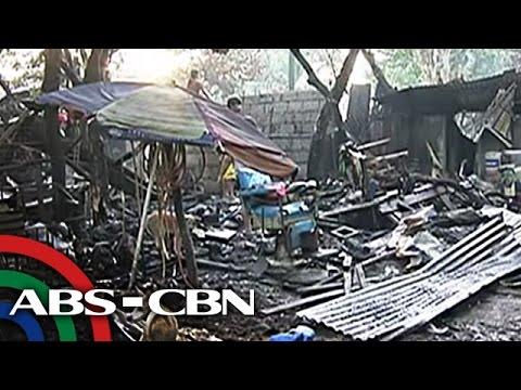 TV Patrol: 40 pamilya nasunugan dahil sa napabayaang kandila