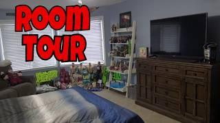 BrettO Live ROOM Tour