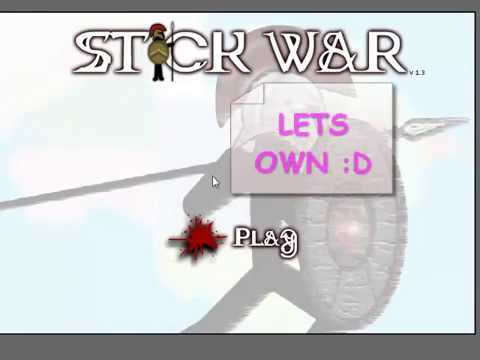 How to Hack Stick War. the easy. fast and massive way [Tutorial]