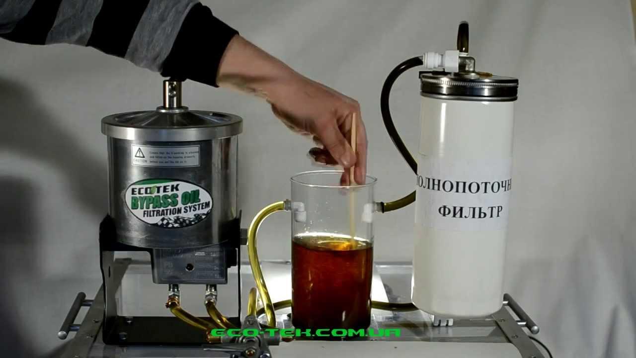 Как очистить дизельное топливо в домашних условиях