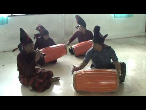 musik tradisional makassar (by FSD UNM)