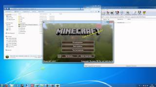 Minecraft 1.2.5 Cracked by Ronny11970 + Optifine - 1.4.6 In der Beschreibung