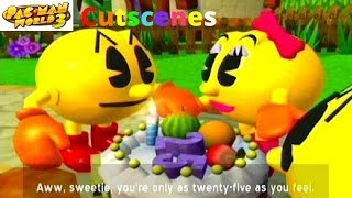 Pac-Man World 3 PS2 Cutscenes