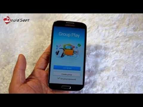 รีวิว Samsung Galaxy S4 by Droidsans