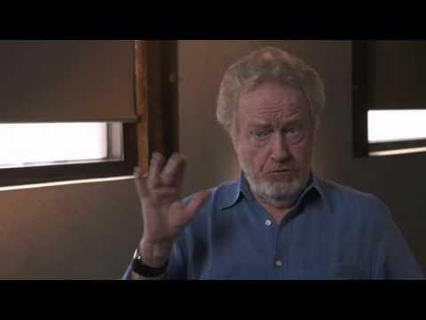 The Martian On Set Interview - Director Ridley Scott