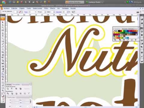 Separacion de color en Ilustrator