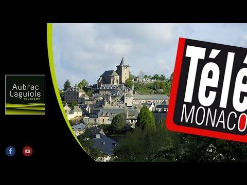 """Découverte de Laguiole 1ère partie - Télé Monaco - Copyright """"Centre de Presse de Monaco"""""""