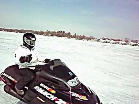 1998 Ski-doo Mach Z Triple