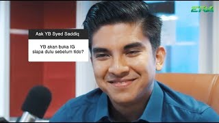 Download Lagu Ask Me Anything - YB Syed Saddiq Gratis STAFABAND