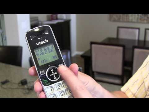 VTech Cordless Phone System DECT 6.0 Great Inexpensive Cordless System