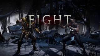 Wasabi vs The Last Jedi ft10 Mortal Kombat XL