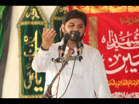 Zakir Aamar Mehdi  | Jashan 25 July 2018 | ImamBargah Shah Yousaf Gardeaz Multan |