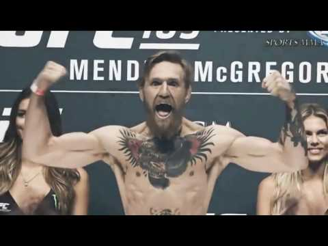 Conor The Notorious McGregor Highlights Knockouts ALL 2017