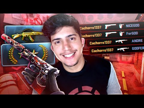 4K NO ROUND ECO - CS:GO Competitivo #9