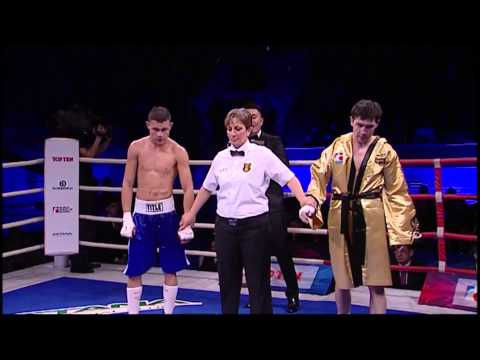 World Series of Boxing Season V - Week 1 Highlights