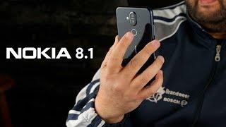 Nokia 8.1 | الشياكة والفخامة والأداء