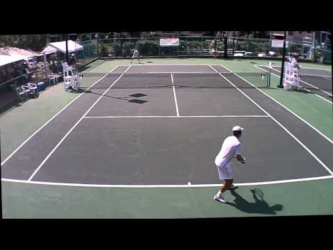 Choice Wireless Tournament Day 3 Hrbaty vs Zivkovic