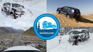 4x4tourer - Channel Trailer | Extreme Snow Drives | Off Road Drives | Himalayan Drives |